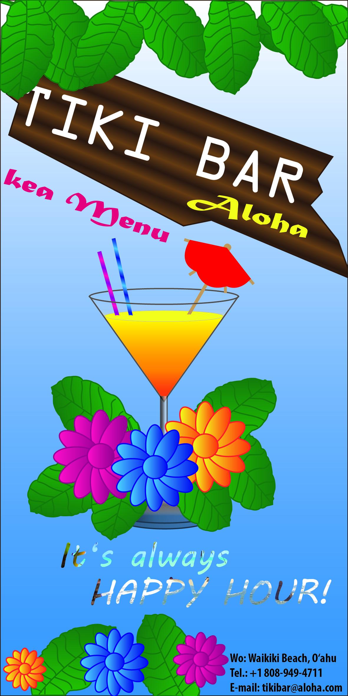 Cocktailkarte Selbst Gestalten.Unbenanntes Dokument